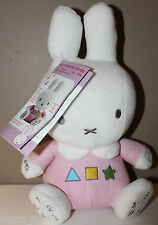 Miffy Dutch Speaking Plush Sprekende Nijntje Doll Numbers Music Shapes NIJN9030t
