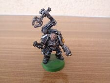 Warhammer 40K Space Marine Techmarine Painted Metal OOP Lot 2