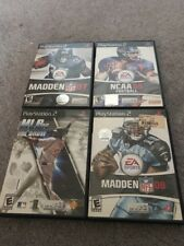 PS2 4 Game Sports Pack