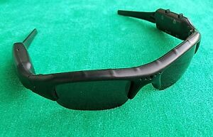 Sports Sunglasses with Camera & Microphone, new, case included shipping from USA