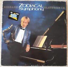"""33 Tours Richard CLAYDERMAN Vinyle LP 12"""" ZODIACAL SYMPHONY - DELPHINE 1742631"""