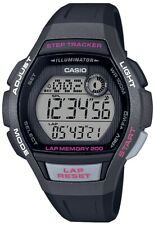 Casio Classic Collection Sports Black Ladies Watch LWS-2000H-1AVEF