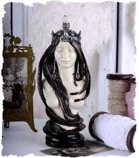 Historische Büste Frauenfigur im Jugendstil Secession Antik Look Vintage
