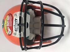New Other Schutt Xp Hybrid Youth Large Football Helmet Orange/Black 799003