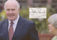 More details for john reid signed 12x8 photo display labour mp coa