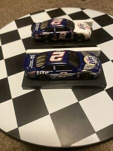 2 Rusty Wallace 1/64 Action #2 Miller Lite Harley Davidson,Elvis Limited Edition