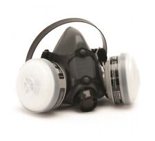 Honeywell 5500 - RESPIRATOR | WITH MULTI-CONTAMINANT CARTRIDGES - N75001L - MED