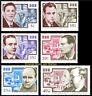 EBS East Germany DDR 1964 murdered anti-Nazi activists (III) Michel 1014-9 MNH**