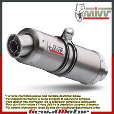 Mivv Exhaust Muffler GP Titanium for Ktm 690 Duke 2012 > 2018