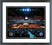 """Detroit Red Wings Joe Louis Arena Final Game Photo (Size: 12.5"""" x 15.5"""") Framed"""