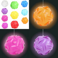 25cm IQ Light Shade Lampshade Puzzle Ball Celling Home Bedroom Room Decoration