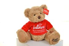 Fraser Bear Bates Mascot for Believe Organ Donor Support