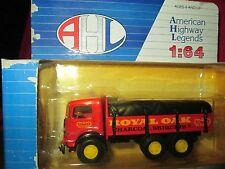 royal oak charcoal Mack CJ AHL deliver truck American Highway Legend 1/64 Hartoy