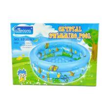SAINTEVE Crystal Inflatable Swimming Pool