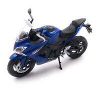 Modellmotorrad Suzuki GSX 1000R1 Motorrad Bike Modell Maßstab 1:18