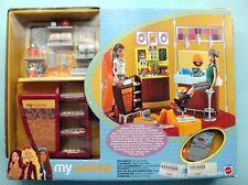 MY SCENE Barbie Daily Dish Café lovely playset Mattel myscene 2003 completo