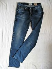 LTB Aspen Damen Blue Jeans W26/L30 Stretch low waist regular fit straight slim