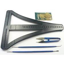 Rigging Tool Set For Model Ship Building