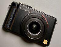 Panasonic LUMIX DMC-LX3 Compact Digital Camera