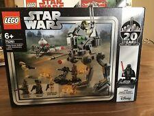 Lego Star Wars *75261 Clone Scout Walker 20th Anniversary Edition * BNIB