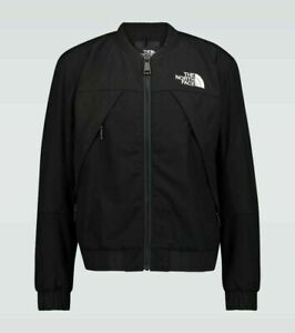 NWT The North Face Black Series Blouson  Black Cotton Canvas Jacket Coat M $650