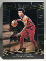 2018-19 Select Concourse Collin Sexton #75 Rookie Card RC Cleveland Cavaliers