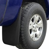 fits Tacoma Mud Flaps 2005-2015 Mud Guards Splash Guards Molded 2 Piece Rear
