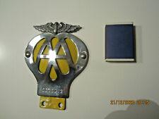 Automobile Asociation  England Oldtimer Abzeichen,MG,Triumph,Morris,Jaguar Healy