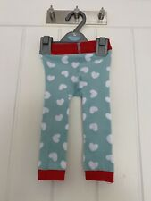 Baby Girl Ladybird Tights. Age 6-12 Months