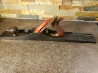 Antique Vintage VERY NICE Metal Stanley Baily No. # 7 Wood Planer