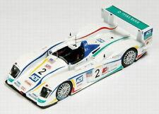 1:43 Audi R8 n°2 Le Mans 2005 1/43 • SPARK S0671