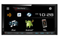 2004-2016 Chevorlet Tahoe Kenwood DDX773BH DVD Receiver Ipod Dual Bluetooth XM
