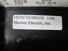 NEW HORNER HE697BEM600 CONTROLLER