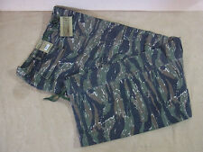 SZ. XL-US Army vietnam campo pantalones Field trousers Jungle Pants Tiger Stripe pantalones