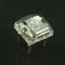 7.6 mm superflux puce de puissance led red 3500mcd (Pack 2)