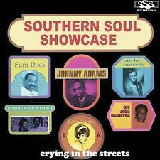 Southern Soul Showcase: Cryin' in the Streets by Various Artists (CD,...