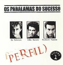 FREE US SHIP. on ANY 2 CDs! NEW CD Os Paralamas do Sucesso: Perfil, Vol. 1 Impor
