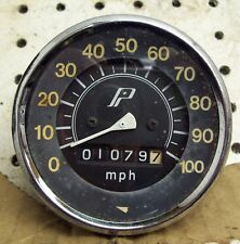 Polaris Snowmobile Speedo Speedometer Oem Vint Tested