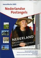 Officiele TPG jaarcollectie Ned postzegels 2005 Luxe