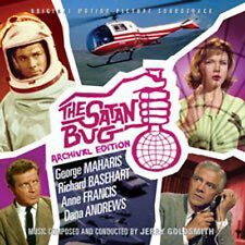 The Satan Bug: Archival Edition (1965) FSM Soundtrack