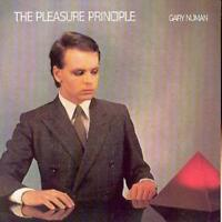 Gary Numan : The Pleasure Principle CD Extra tracks  Album (1999) ***NEW***