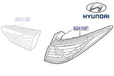 Genuine Hyundai i40 Tourer Rear Light Unit Outer RH Drivers Side - 924023Z000