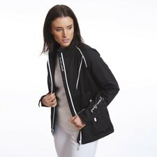 New Green Lamb Ladies Waterproof Jacket Raincoat Golf Coat