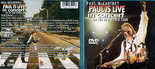 Paul McCartney - DVD - Paul Is Live in Concert - DVD von 1993 - Neuwertig !