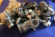 Lot of used Super Tigre G20-.15 Model Engine Parts, LOOK!!!!!!