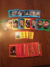 Vintage Lot Of Star Wars Return The Jedi 1983 Tops Cards