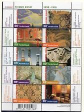 NETHERLANDS MNH 2001 Modern Art
