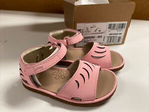 Camper Kids Shoes Girl K800365 Miko EU 22 US 7 Pink Leather Sandals 1st Walkers