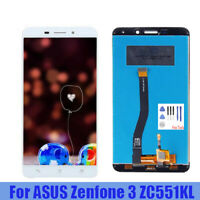 For  ASUS ZenFone 3 Laser ZC551KL LCD Display Touch Screen Digitizer Assembly DL