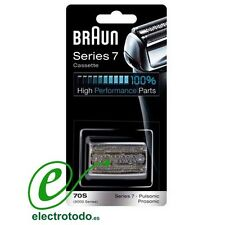 Braun combi pack lámina 70S Series 7 Pulsonic 9000